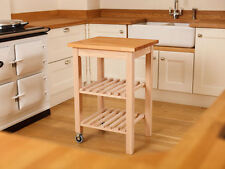 Kitchen Islands & Carts with Butchers Block eBay