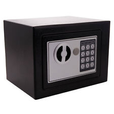 Electronic Digital Safe Box Keypad Lock Security Home Office Cash Jewelry Gun