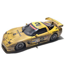 Action 1:18 Raced Version 2001 Corvette C5R #2 Yellow Car O'Connell Fellows