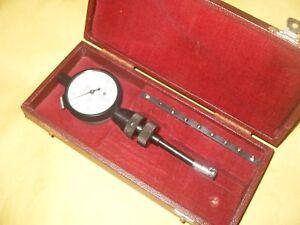 Baty (D6) Dial Clock Bore Gauge - .01mm - As Photo's