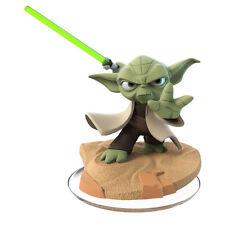 Disney Infinity 3.0 Yoda Figure & Wii U Xbox Ps3 Ps4