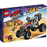 Lego The Lego Movie 2 Emmet and Lucy's Escape Buggy! - 70829 - NEW