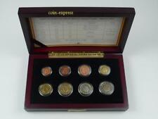 *** EURO KMS BELGIEN 2001 Prooflike PL PP Kursmünzensatz Belgium Coin Set ***