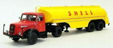 Minichamps Henschel HS 140 S Tanker Truck - Shell - #499 171970 Mint in Box 1/43