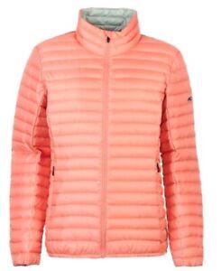 Kjus Cypress Damen Daunen Jacke Rot Rosa Größe 40 L Neu mit Etikett