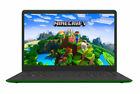 Windows 10 Minecraft Edition Hypa 14 Inch Pentium 4gb Ram 64gb Emmc Laptop Green