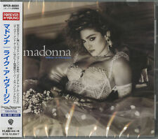 MADONNA-LIKE A VIRGIN-JAPAN CD C68