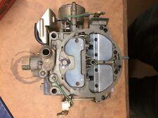"""NOS Carter Carburetor 6573s 6573 fits 1973 Pontiac 455"""" A/T"""