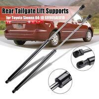 2x Tailgate Hatch Lift Supports Gas Strut 68905AE010 For Toyota Sienna 04-10 .-