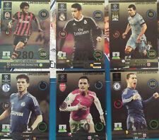CHAMPIONS LEAGUE® Adrenalyn XL UPDATE EDITION 2014 / 2015 LIMITED x 6 SET