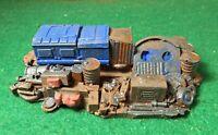 Narrow Gauge Scrap/Junk Heap - OO9/HOe/1:76 scale - Painted