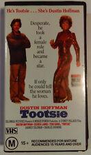 Tootsie Comedy VHS 1982 Sydney Pollack Original CEL / RCA Columbia Soft Case