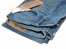 Polo Ralph Lauren Double RL RRL Mens Denim Low Straight Selvedge Pants USA 28/32
