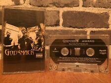 Godsmack Awake (Republic Records 2000) MC Cassette Tape