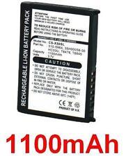 Batterie 1100mAh type 35H00056-00 HC03U T6476 T6845 U6192 Pour Dell Axim X51V