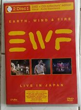 LIVE IN JAPAN - EARTH WIND AND FIRE