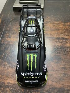 Kenny Bernstein Monster Energy Drink 1:24 NHRA Funny Car Prototype Sample Read