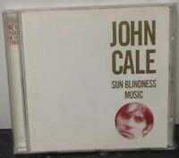 JOHN CALE - Sun Blindness Music - CD ALBUM