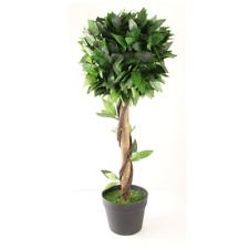 Artificial Pyramid Bay Tree Topiary Garden Patio Plant Indoor Outdoor 70cm