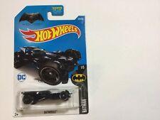 2015 HOT WHEELS DC COMICS BATMAN VS SUPERMAN Batmobile 1/5