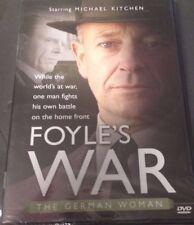 Foyles War - The German Woman (DVD, 2003)