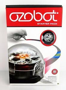 Ozobot Starter Pack Bit Coding Robot Lava Red New Sealed