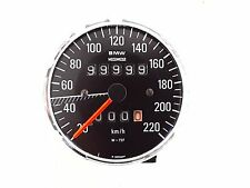 BMW R 75/6 90/6 75/7 100/7 TACHIMETRO SPEEDOMETER MOTOMETER CIFRE BIANCHE GAUGE
