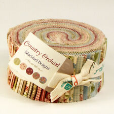 Country Orchard Jelly Roll by Blackbird Designs for Moda