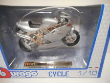 Motos miniatures orange pour Ducati