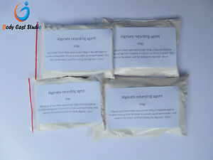 Alginate Retarding Agent - Doubles Alginate Mixing/Working Time