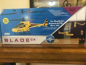 E-Flite Blade CX Remote Control (RC) REMOTE ONLY HELICOPTER NOT INCLUDED!