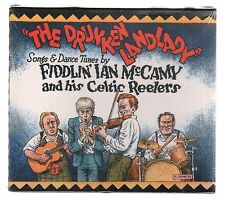 The Drunken Lady Fiddlin' Ian McCamy and his Celtic Reelers R Crumb Cover art CD
