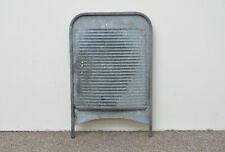 More details for vintage old metal wash board washboard  - free postage