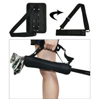 Golf Club Bag Driving Range Carrier Sleeve Travel 3-5 Clubs Tote Holder