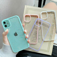 Shockproof Bling Glitter Case Slim Cover For iPhone 11 12 Pro Max SE XR 7 8 Plus