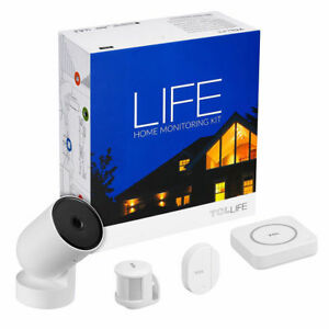TCL LIFE Home Monitoring Kit in White