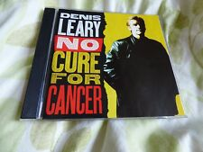 DENIS LEARY - NO CURE FOR CANCER (ORIGINAL 1993 'AAD' 10-TRACK CD)
