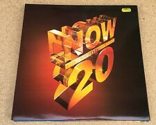 VARIOUS Now That's What I Call Music 20 1991 UK vinyl LP UK EXCELLENT CONDITION