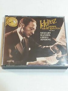 The Heifetz Chamber Music Collection 1, Vol. 9