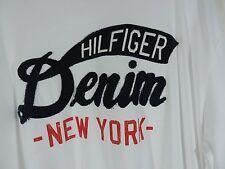 Tommy Hilfiger Denim New York Graphic T-Shirt XXL New With Tag Ships Next Day