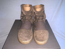 Adidas Yeezy Boost 750 Chocolate Size 10 Authentic Sneaker Con