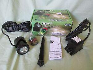 New Alpine Corporation Power Beam Underwater Pond Light Kit 20-Watt PLM120T