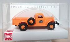 """Busch 4404  Dodge Power Wagon """"NYC""""  HO Scale vehicle  Models11 exclusive"""