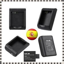 Cargador de batería para cámara de acción SJCam SJ4000 Base de Carga deportes
