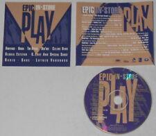 Babyface, Basia, Byrds, Celine Dion, Gloria Estefan, Oasis, Sade   U.S. promo cd