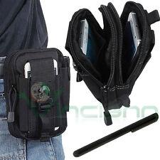 Custodia borsa marsupio sacchetto cintura+Pennino stylus per Smartphone BCS5