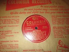 78RPM Columbia 37293 F Sinatra, Sweet Lorraine / King Cole, Nat Meets June C V+