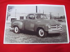 1954  STUDEBAKER 3R5 PICKUP  11 X 17  PHOTO   PICTURE