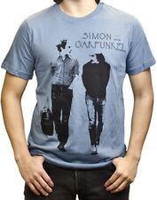 SIMON & GARFUNKEL T-Shirt Walking - Taglia/Size L - OFFICIAL MERCHANDISE