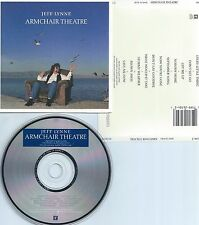 JEFF LYNNE-ARMCHAIR THEATRE-1990-USA-REPRISE RECORDS-CD-MINT-